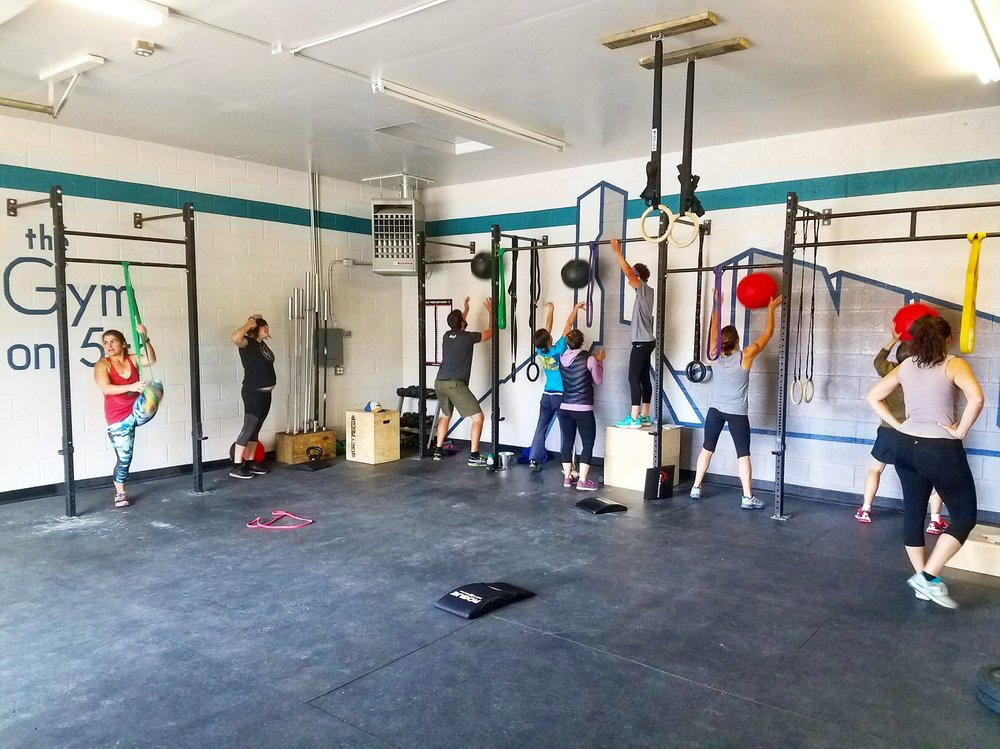 The Gym On 5th: 420 N 500th W, Moab, UT