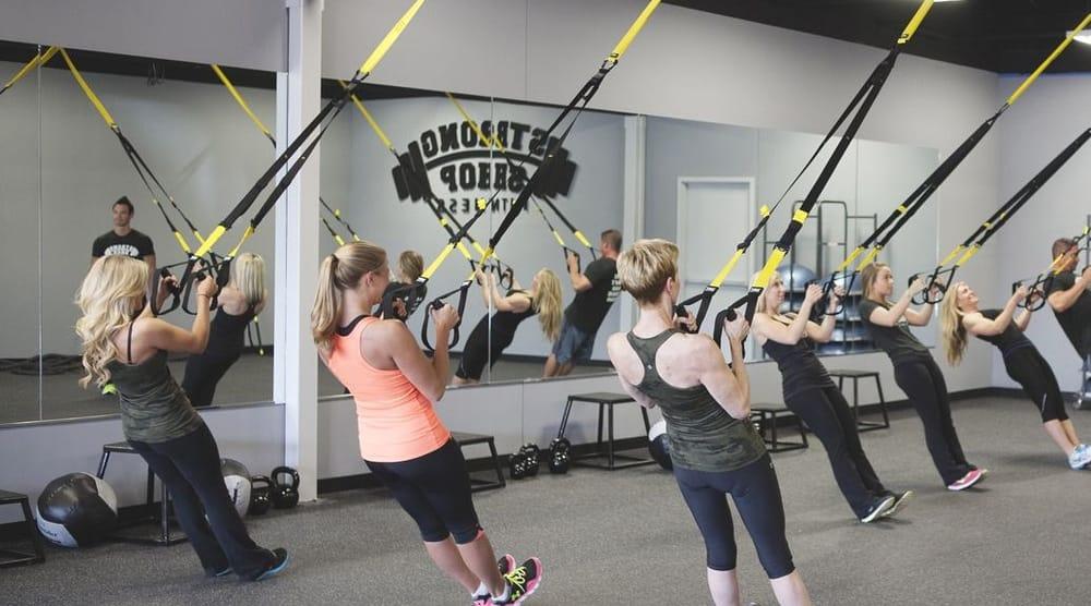 Strong Shop Fitness: 176 Bellerive Blvd, Nicholasville, KY