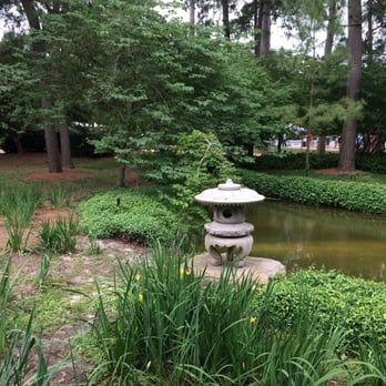 Attrayant Photo Of Japanese Garden   Houston, TX, United States. A Small Section Of