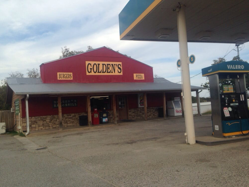 Golden's Gas & Grill: 11880 State Hwy 3W, Ada, OK