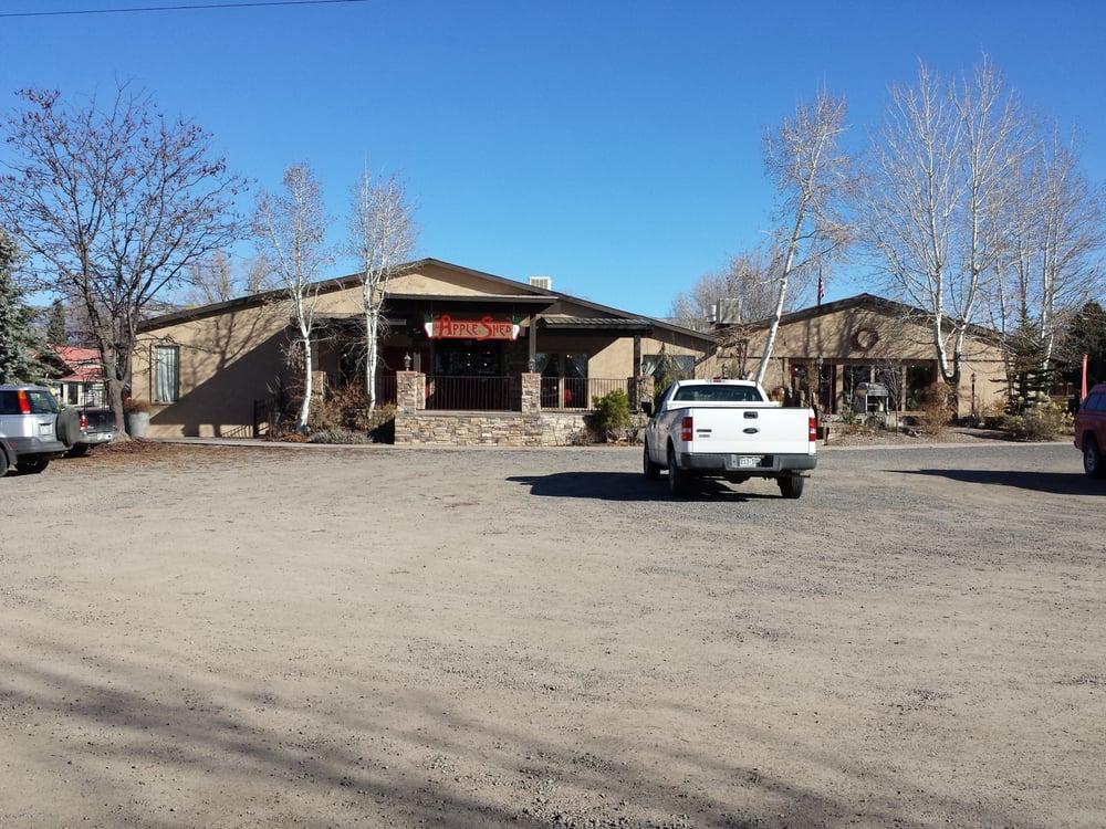 Apple Shed Arts Complex & Gallery: 250 S Grand Mesa Dr, Cedaredge, CO