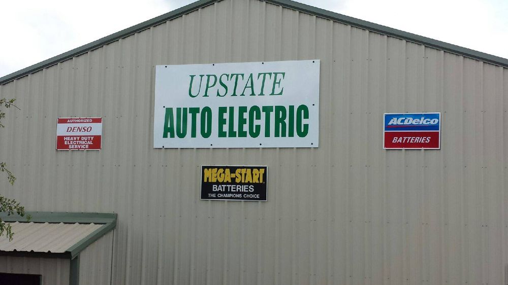 Upstate Auto Electric: 13519 Asheville Hwy, Inman, SC