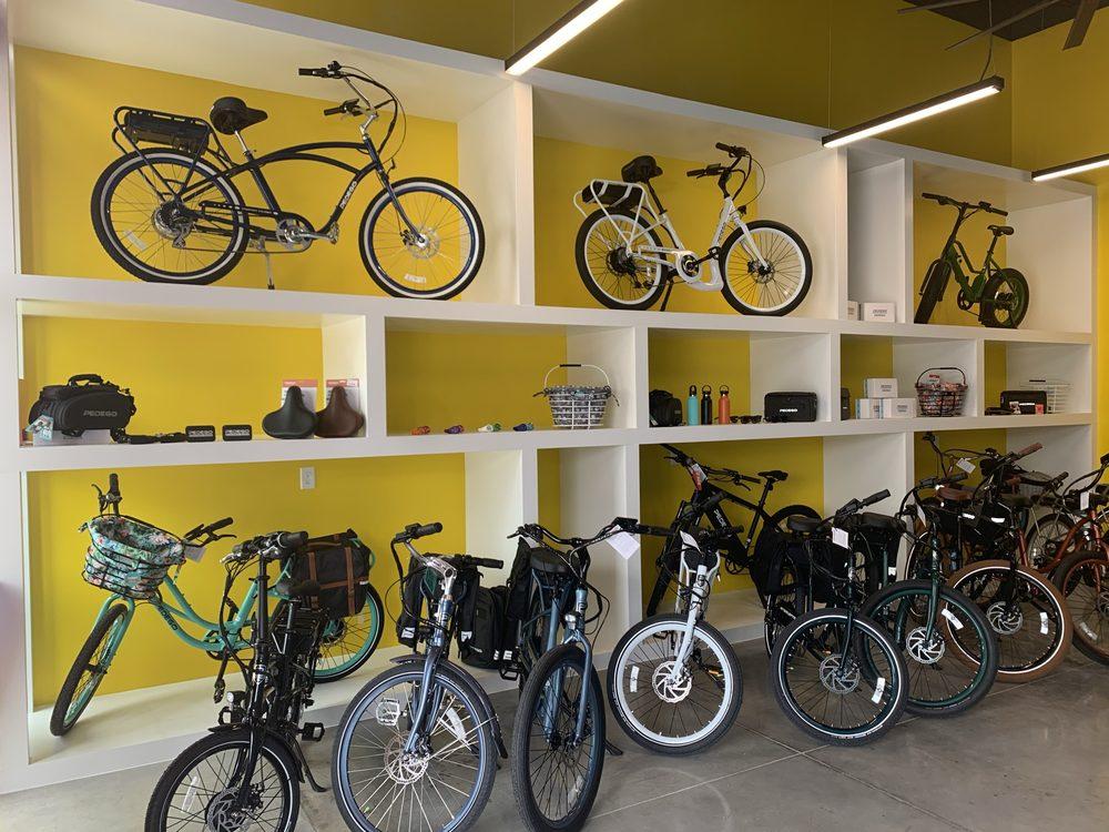 Pedego Electric Bikes Cedar Park: 1310 E Whitestone Blvd, Cedar Park, TX