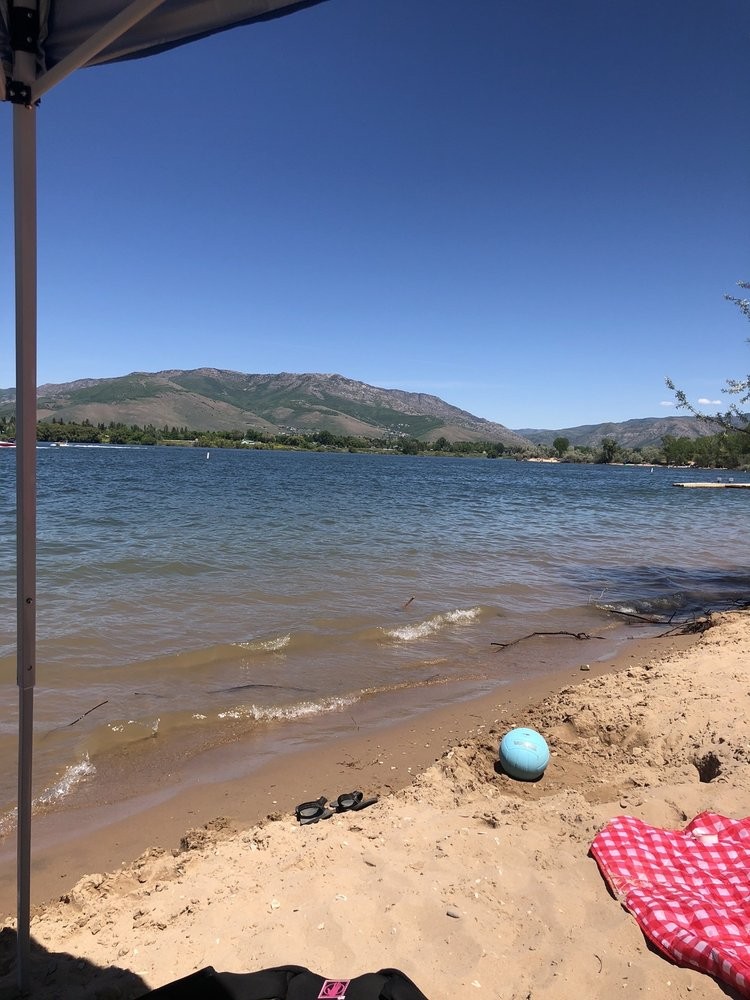 Anderson Cove Campground: 6702 Hwy 39, Huntsville, UT