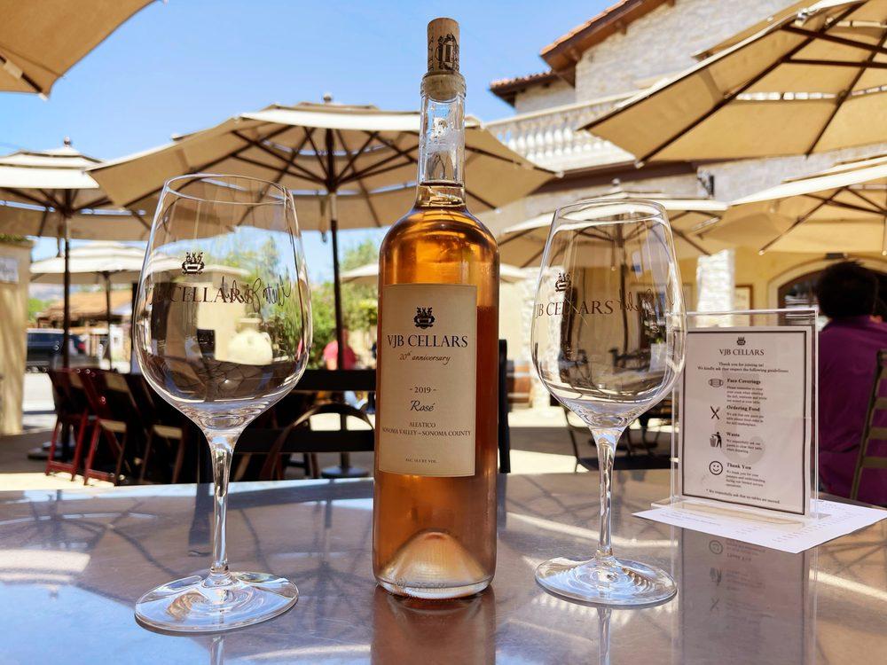 VJB Vineyards & Cellars: 60 Shaw Ave, Kenwood, CA