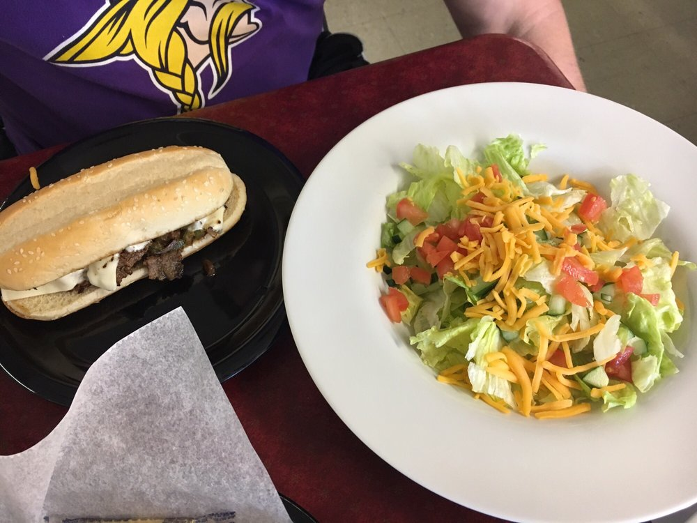 Photo Of The Country Kitchen Dallas Nc United States Philly Cheese Steak