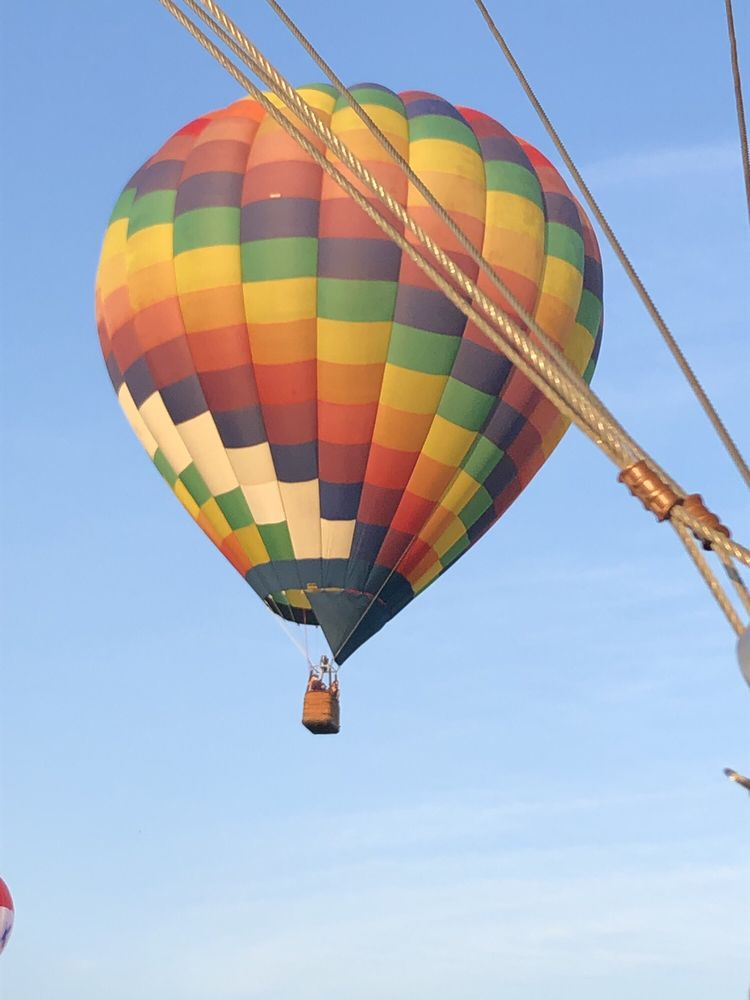 A-Lot-A Hot Air Balloon Rides: 155 Union Rd, Frenchtown, NJ