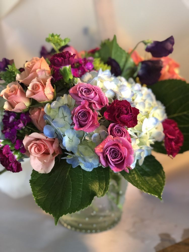 Flowers By The Sea: 51 Flint Rock Dr, York, ME