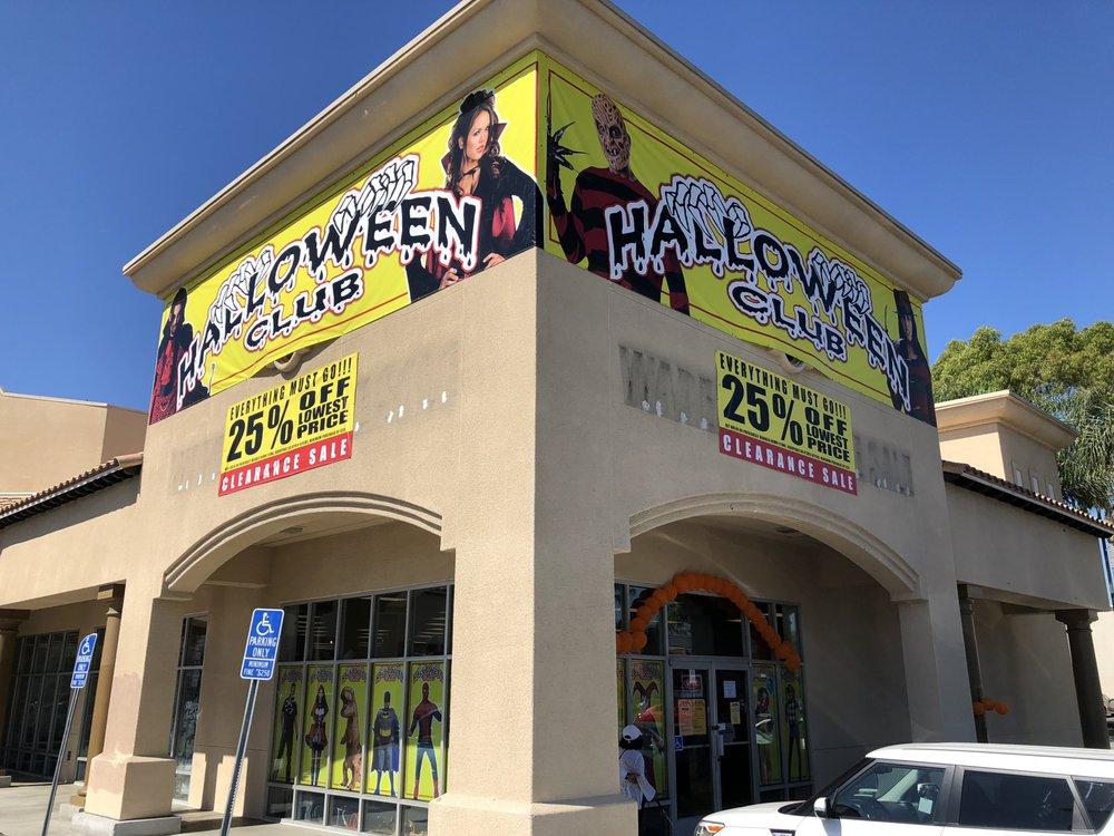Halloween Club: 10901 Atlantic Blvd, Lynwood, CA