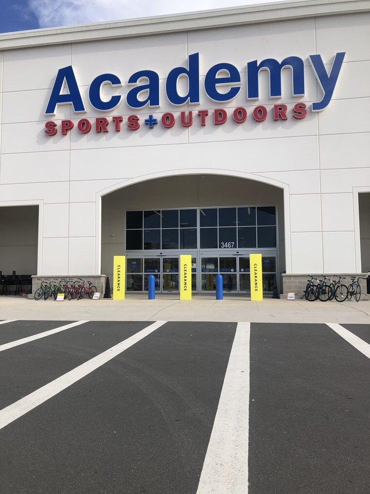 Academy Sports: 3467 Burke Mill Rd, Winston-Salem, NC