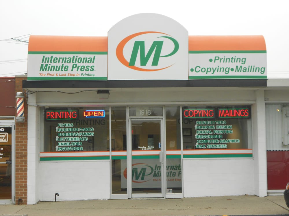 Ann arbor michigan business cards printing printstores all international minute press of ann arbor reheart Gallery