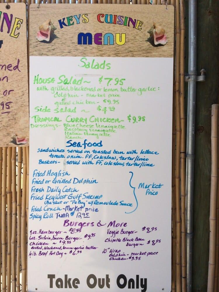 Keys Cuisine: 30233 Overseas Hwy, Key West, FL