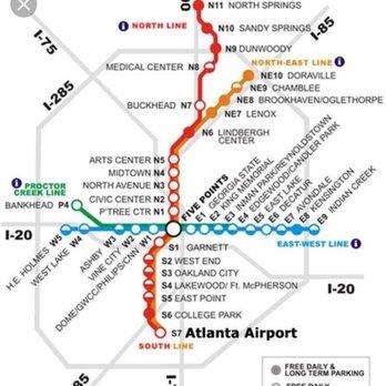 Marta 43 Photos 34 Reviews Train Stations 6000 N Terminal
