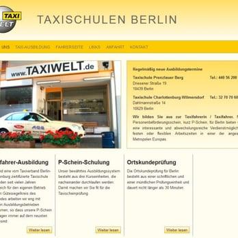 taxiwelt kraftdroschken taxi driesener str 19. Black Bedroom Furniture Sets. Home Design Ideas