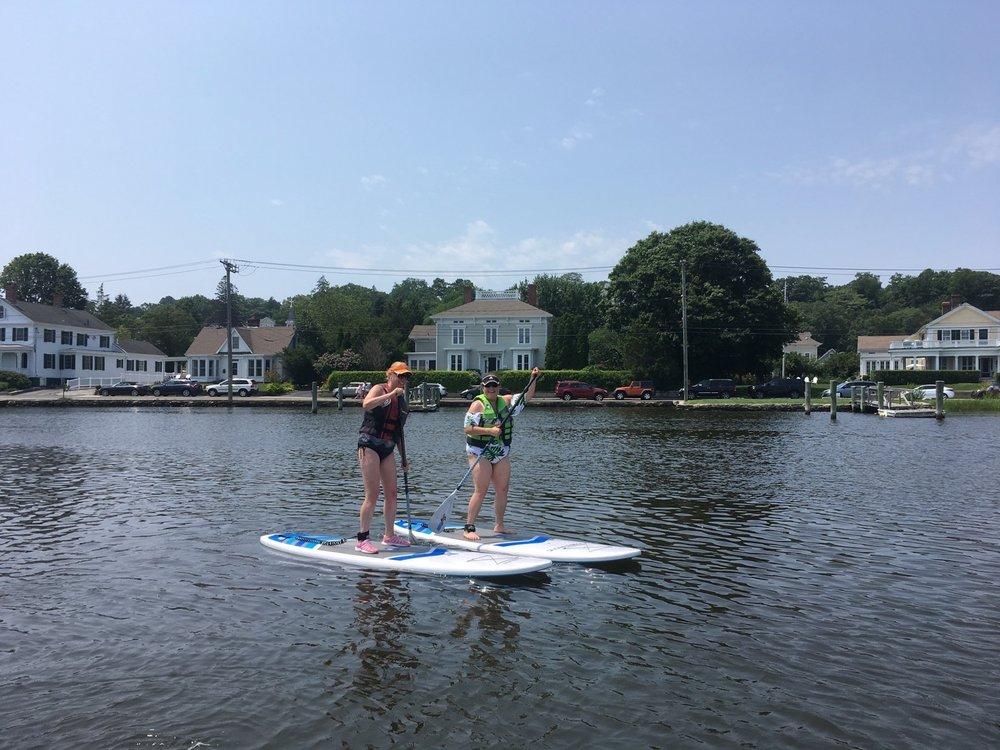 Paddle Mystic - Mystic River Adventure: 15 Holmes St, Mystic, CT