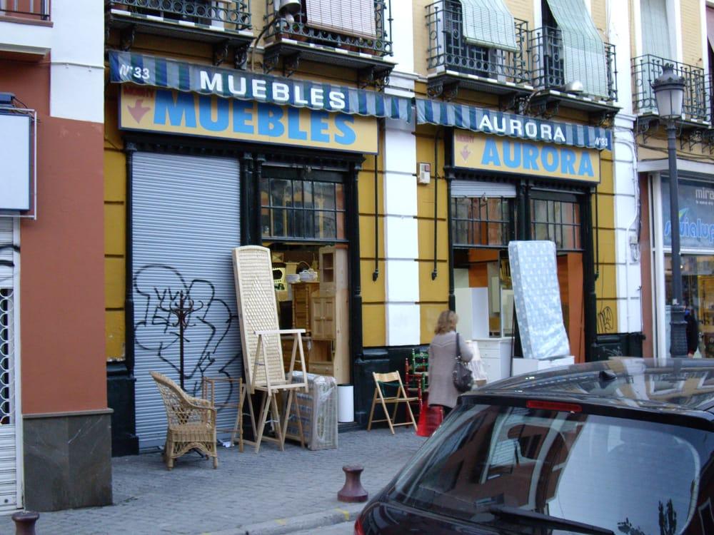 Muebles Aurora - Furniture Stores - Calle Feria, 33, Feria ...