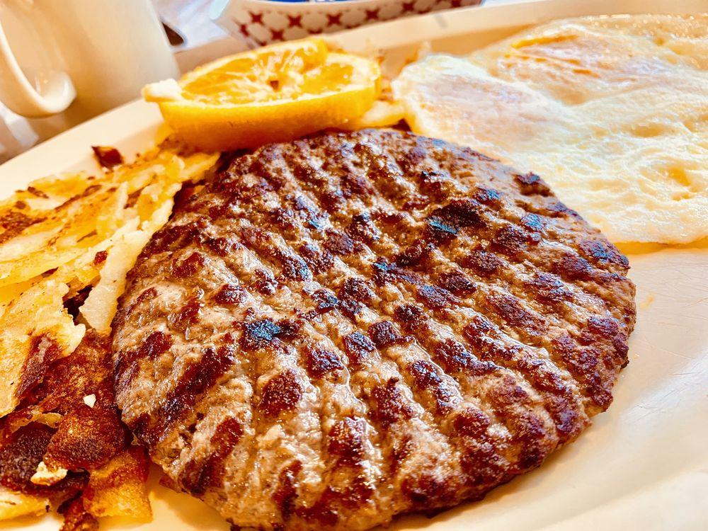George's Burgers: 715 W Highland Ave, San Bernardino, CA