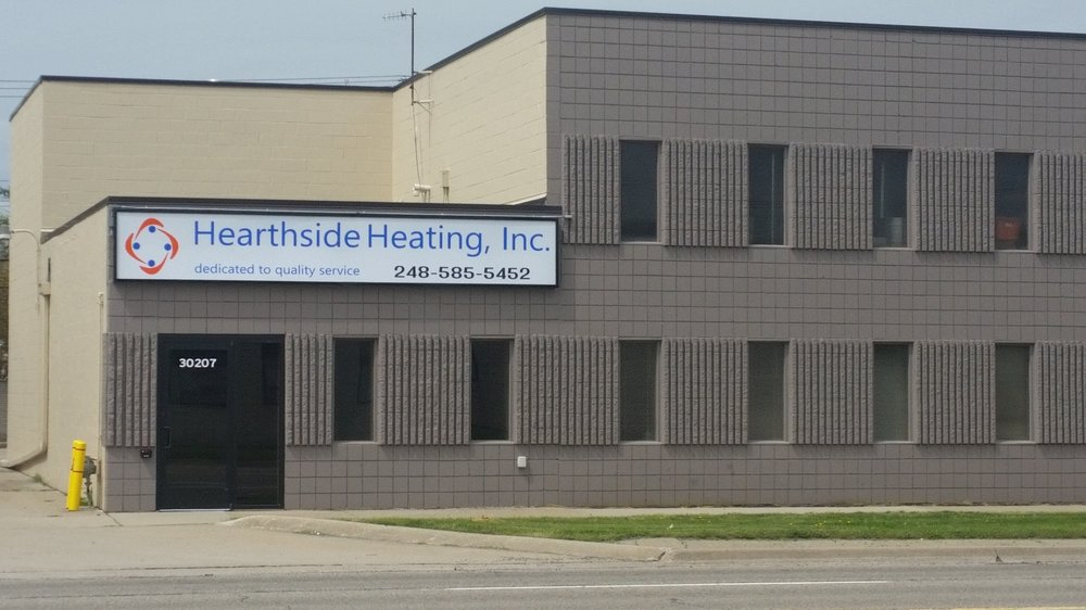 Hearthside Heating: 30207 John R Rd, Madison Heights, MI