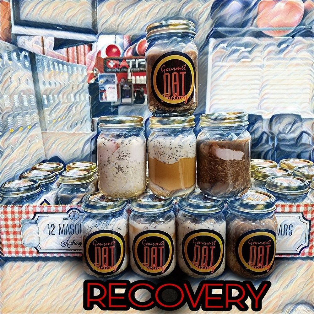Recovery Shakes