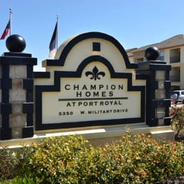 Champion Homes Apartments Military
