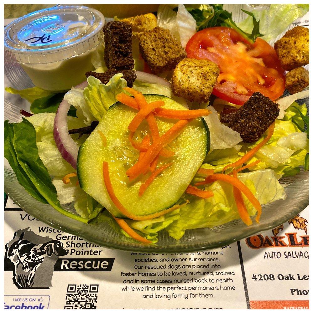 Fireside Supper Club: 6012 County Hwy K, Rhinelander, WI