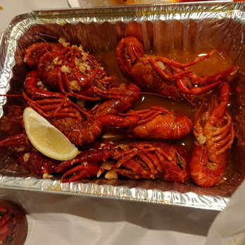 Photo Of Live Crawfish Seafood Restaurant Rockville Md United States