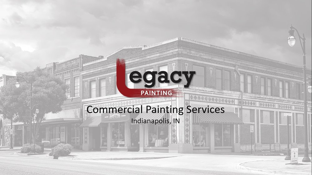 Legacy Painting: 3158 Moulton Rd, Martinsville, IN