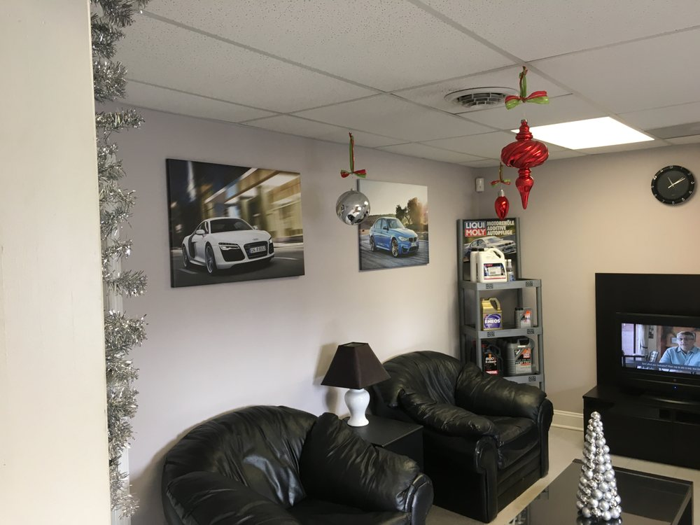 Euromotive Auto Service Inc.: 500 Bynum Rd, Forest Hill, MD