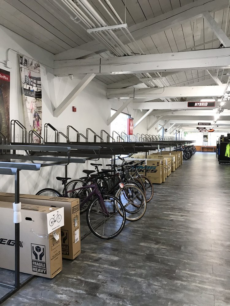 Social Spots from Goodale's Bike Shop Nashua
