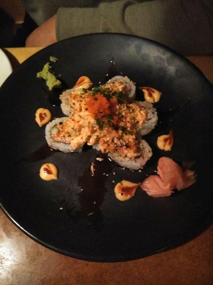 Bonsai Sushi: 1652 Bruce B Downs Blvd, Wesley Chapel, FL