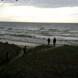 Photo Of Douglas Beach Mi United States This Is Lake Michigan