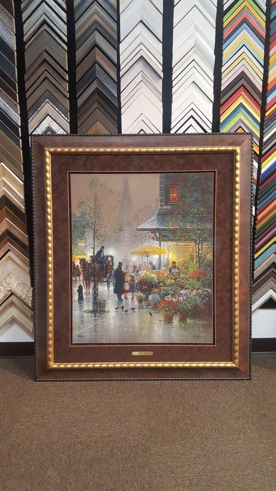The Framesmith 106 Photos Art Galleries 18208 Preston Rd