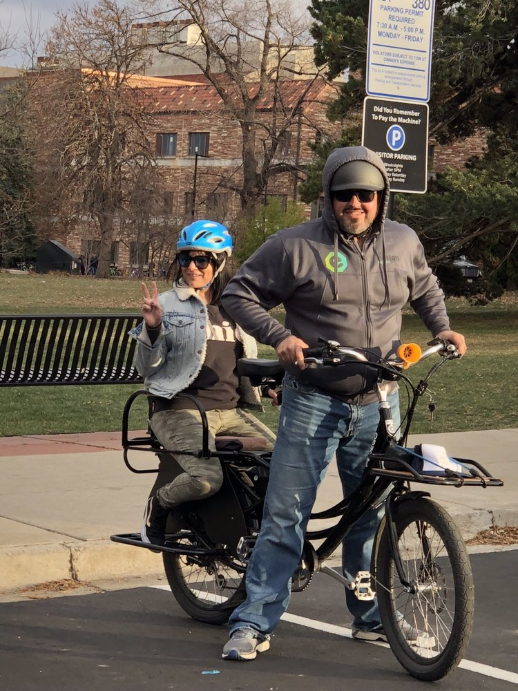 Pedego Electric Bikes Boulder: 2015 13th St, Boulder, CO