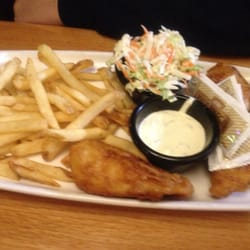 Applebee s 19 reviews sports bars 1225 e churchville for Applebee s fish and chips