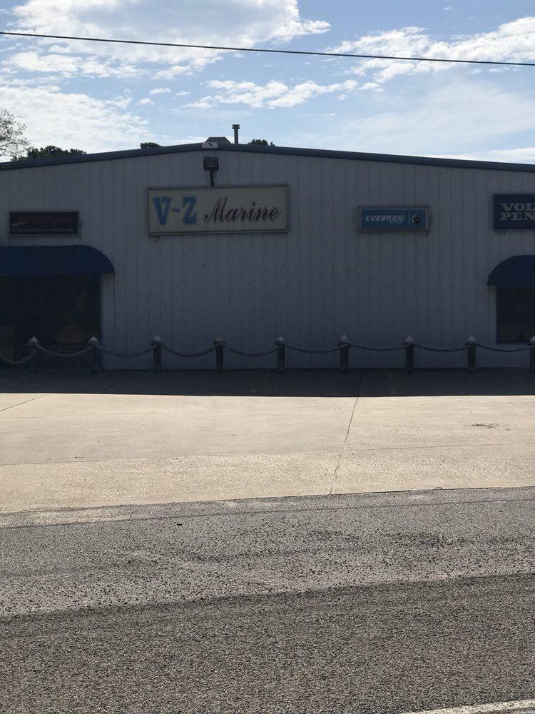 V-Z Marine: 14460 State Highway 150 W, Coldspring, TX