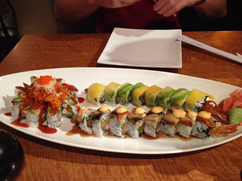 Sushi Restaurants Near Brandon Fl