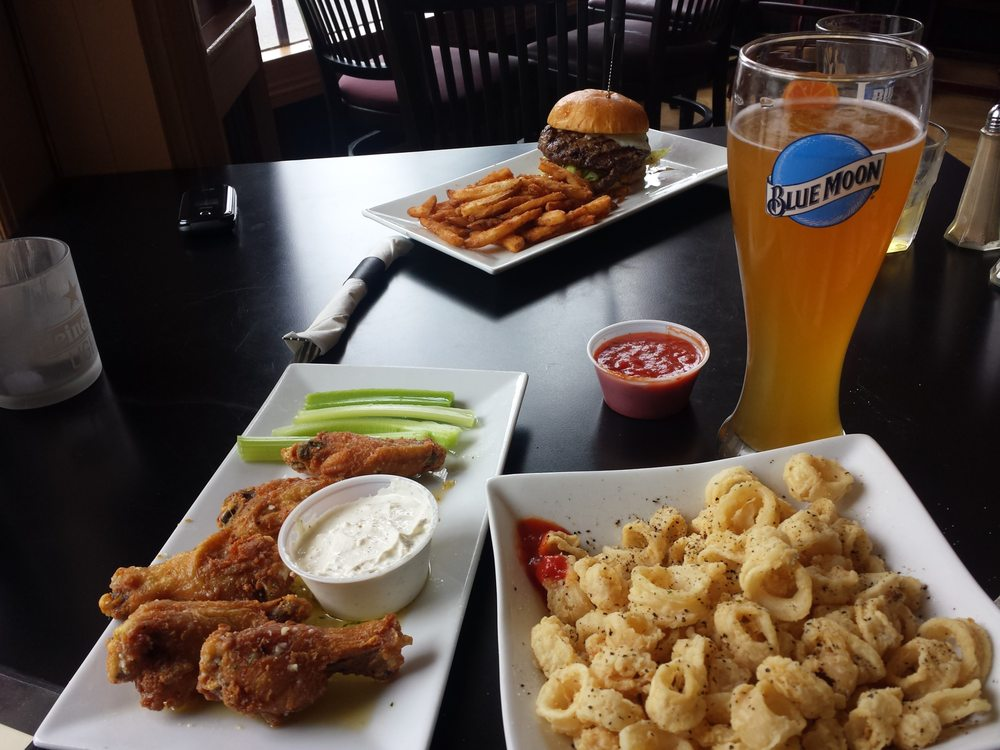 Food from The West Side Sports Bar & Grill
