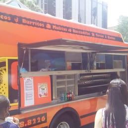Chando S Tacos Food Truck Menu