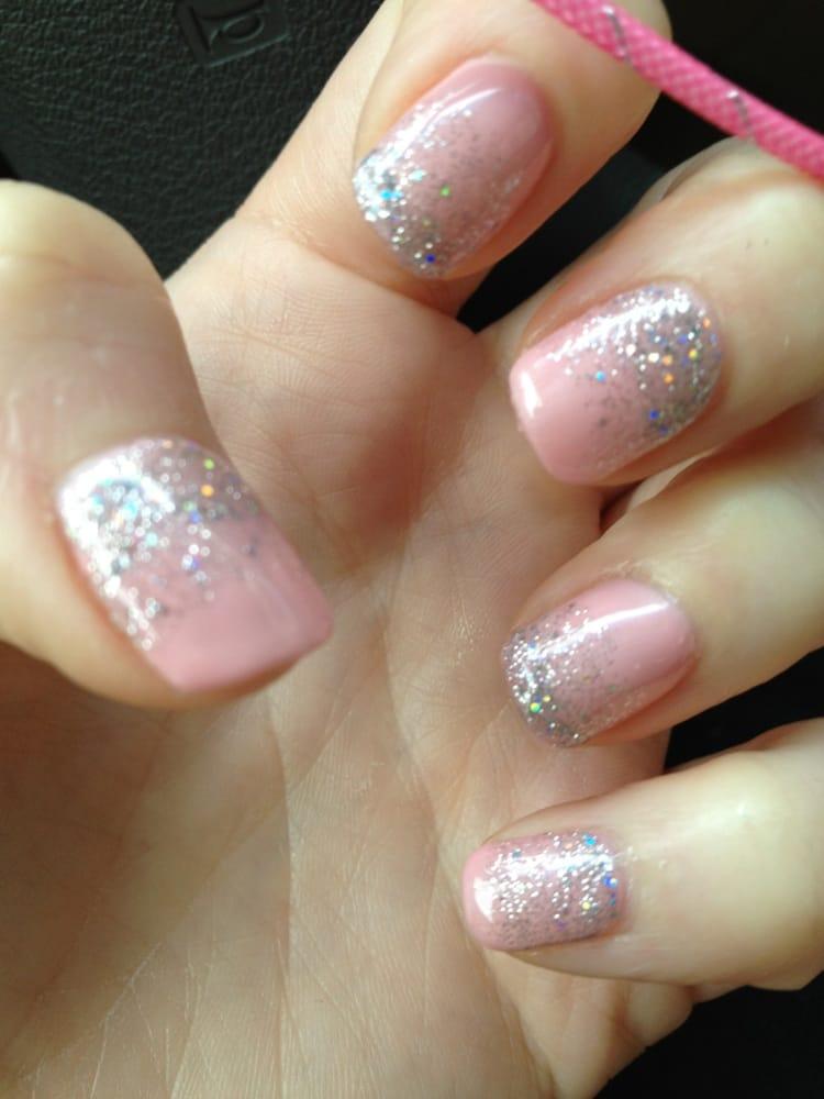 24 Shellac Nail Art Designs Ideas: Shellac Nails. They Do An Awesome Job!!