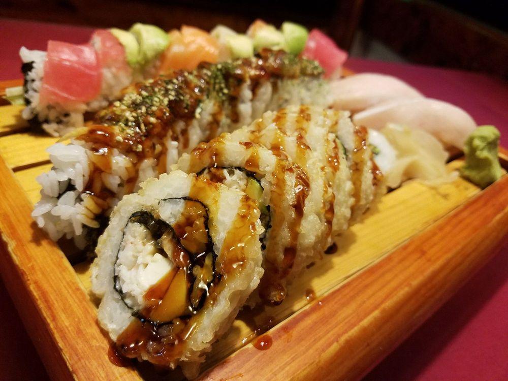 Ichiban Sushi Garden: 127 15th St SE, Puyallup, WA
