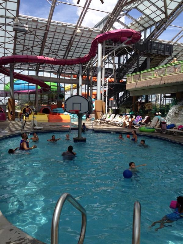 Water Zoo Indoor Water Park In Clinton Oklahoma Yelp