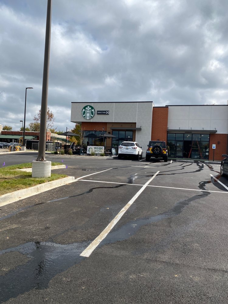 Starbucks: 6460 New Dutchmans Pkwy, Louisville, KY