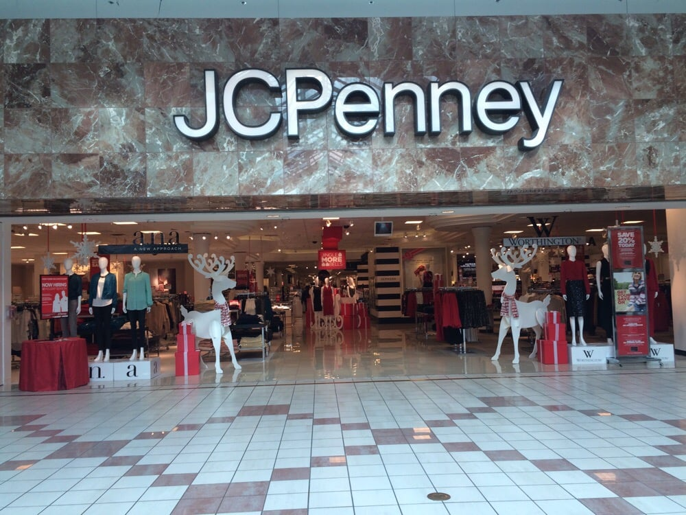 jcpenney baby department store