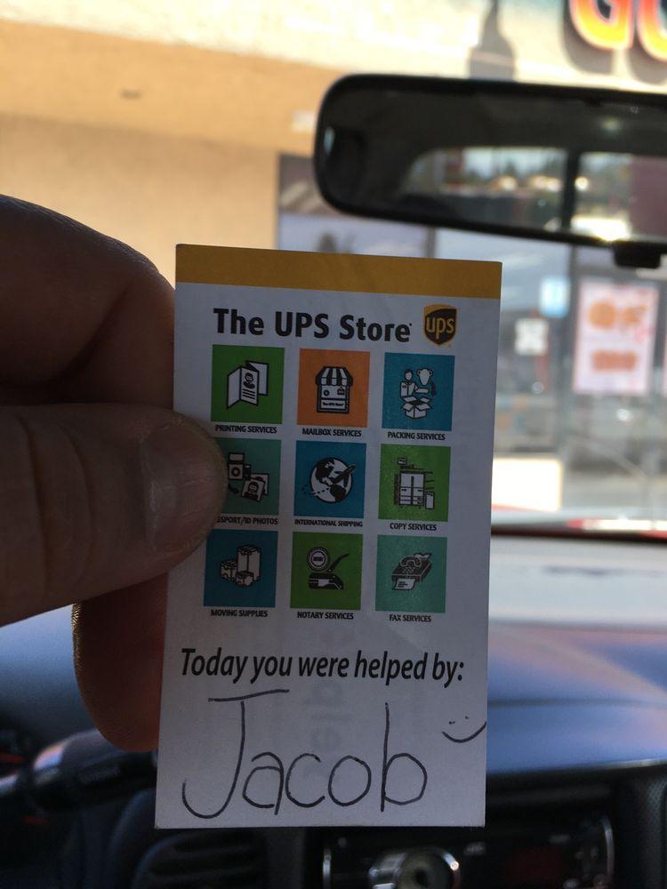 The UPS Store: 1310 S Riverside Ave, Rialto, CA