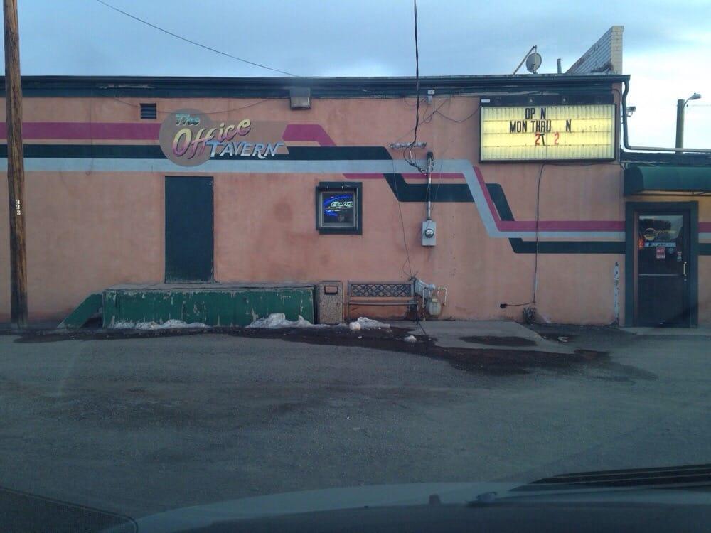 Office Tavern: 550 Denver Ave, Alamosa, CO