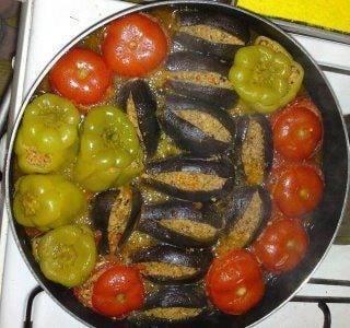 ... Washington, DC, United States. Dolma Eggplant,Azerbaijani kitchen