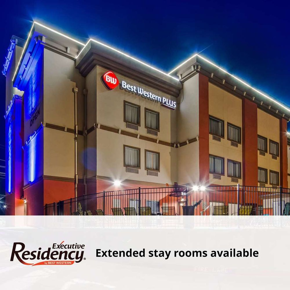 Best Western Plus Executive Residency Elk City: 105 Meadow Ridge Dr, Elk City, OK