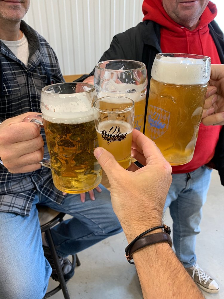 Gneiss Brewing Company: 94 Patterson Rd, Limerick, ME