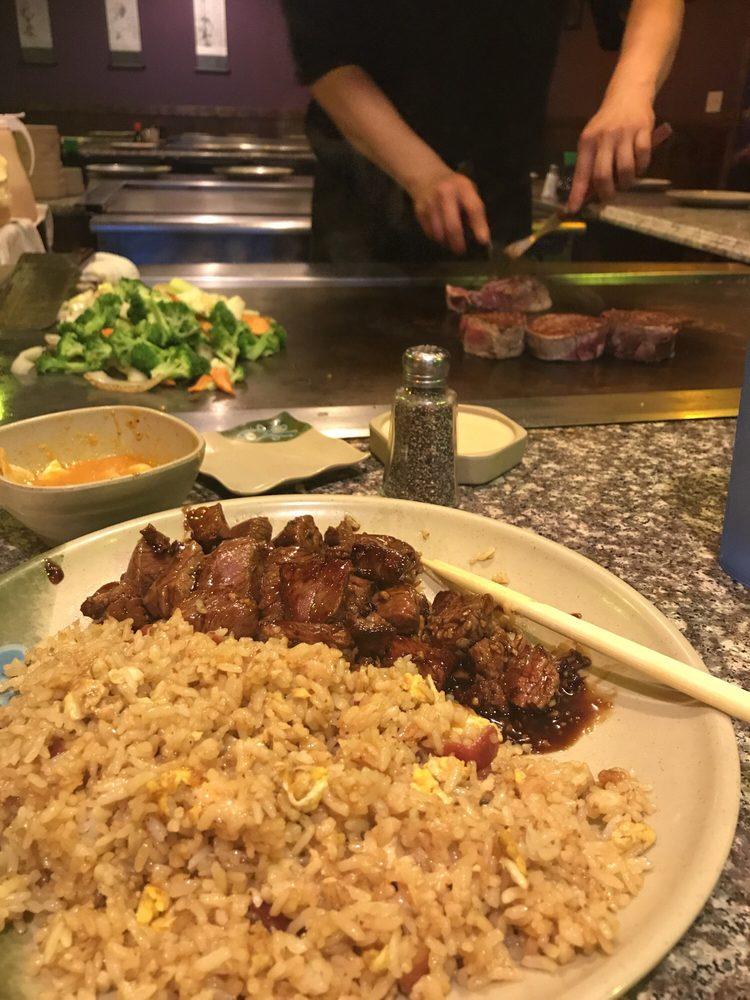 Dozo Sushi & Hibachi Restaurant: 3509-B Hwy 153, Greenville, SC