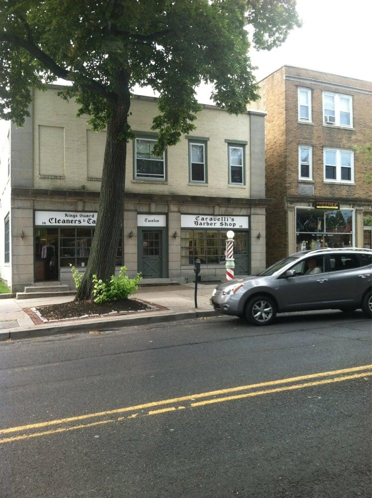 Caravelli's Barber Shop: 10 Kings Hwy E, Haddonfield, NJ